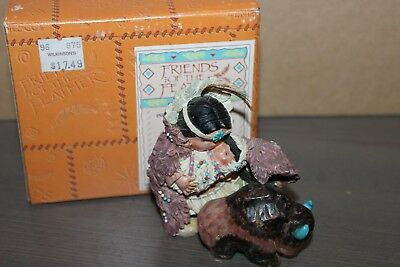 Enesco Friends of the Feather Great Provider Buffalo Figurine