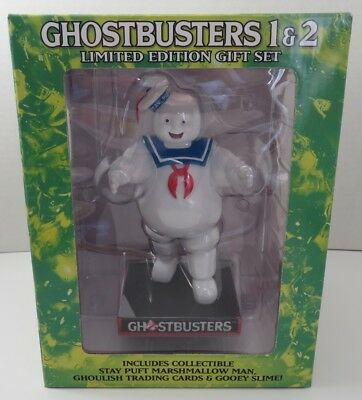 2008 Ghostbusters Limited Edition Stay Puft Marshmallow Figure        (Inv15992)