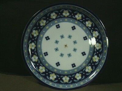 "Gorgeous Vtg. Hearthstone Block Vista Alegre Portugal ""Potpourri"" Dinner Plate"