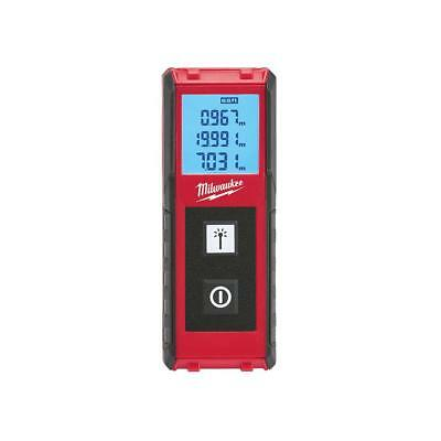 Milwaukee 65 ft. Laser Distance Meter Continuous Real Time Measuring Tool New