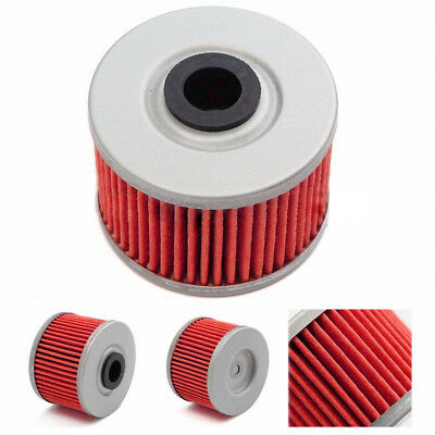 Oil Filter For Honda Rancher TRX300EX , 420, 350, 400EX Fourtrax 300 Foreman 500