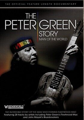 The Peter Green Story - Man Of The World (DVD, 2009)