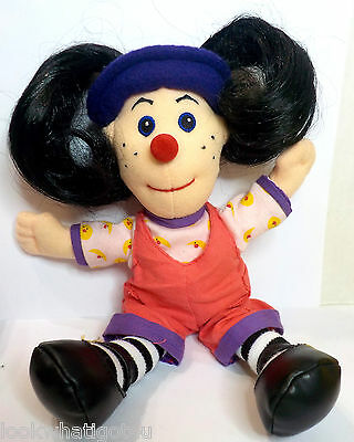 "Big Comfy Couch Loonette doll 10"" 1997 Commonwealth toy"