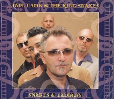 Paul Lamb & The King Snakes - Snakes And Ladders Live [Digipak] New Cd