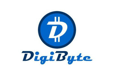 100 DigiByte Coin (DGB Coins) $DGB Crypto Currency