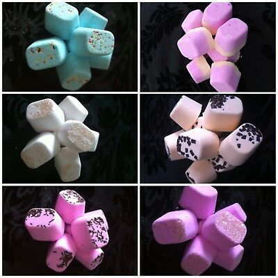 50 Assorted Bath Bomb Fizzers