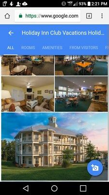 Two Bedroom One and a half bath resort in Branson, Missouri.