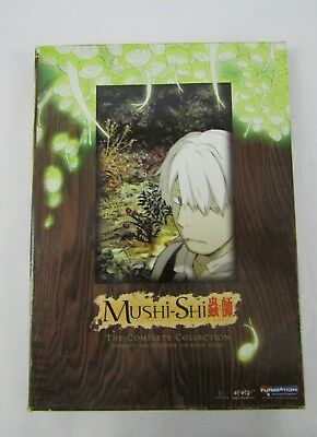 Mushishi The COMPLETE COLLECTION ANIME