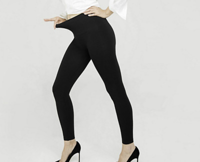 Spanx Look at Me Now Seamless Leggings, Very Black, A288131