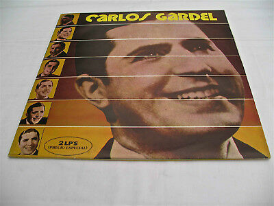 Carlos Gardel - Carlos Gardel - 2 LP - Spain 1974 - Near Mint