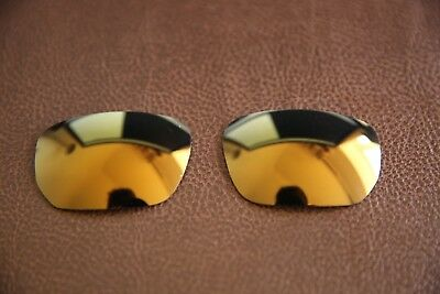 PolarLens POLARIZED 24k Gold Replacement Lens for-Style Switch sunglasses