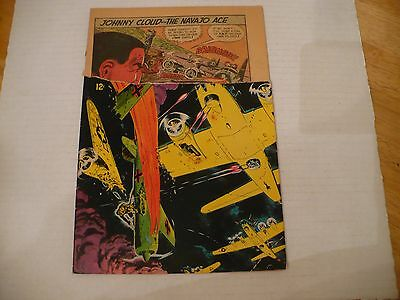 All American Men Of War #110 (1.5 Fr/gd) Dc-8/65-Low Grade-Tight-Strong Comic