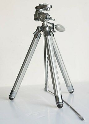 Vintage Japanese VIVO Compact Camera Tripod w/ Shutter Release Cable!