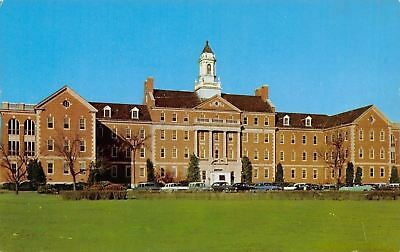 Wichita Kansas~Veterans VA Hospital~1959 Postcard