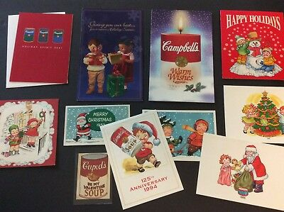 Lot of 60 Campbell's Soup Compay  CAMPBELL KIDS Greeting Cards