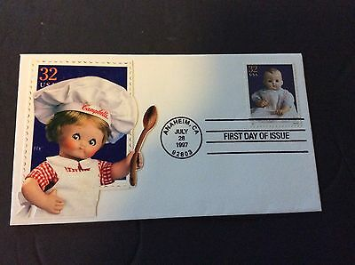 Campbell's Soup Company CAMPBELL KIDS Posted Envelope July 28, 1997