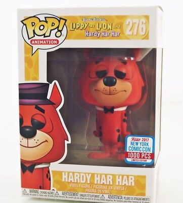 Funko Pop HARDY HAR HAR #276 NYCC 2017 Exclusive Limited of 1000 IN STOCK