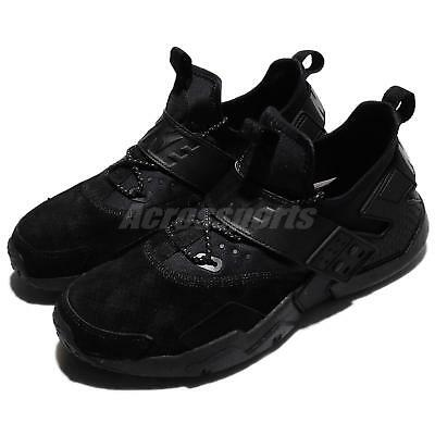 e8e7bb3d7e30 NIKE AIR HUARACHE Drift PRM Black Anthracite Men Running Shoe Sneaker AH7335 -001 -  94.99