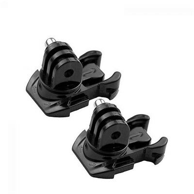 Release Mount Holder 360° Degree Rotating Swivel for GoPro Hero 3/3+/4 Helpful
