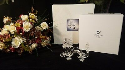 "Swarovski Crystal , 208398 - Annual Edition 1997 ""FabulousCreatures"" -The Dragon"