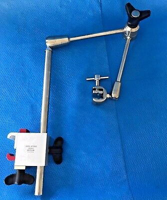 Karl Storz 28172 HA Retractor Arm w/ 28172 UL Clamp & 28172 HK Socket, Surgical
