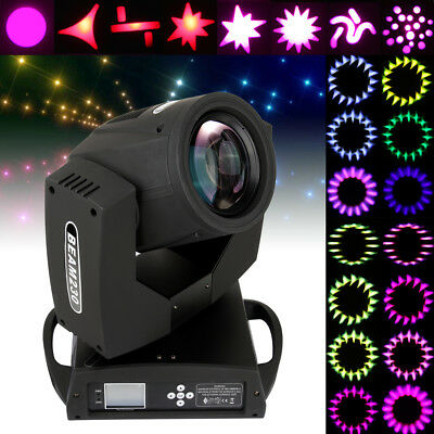 230W Osram 7R Moving Head Gobo Licht Stage Bühnenbeleuchtung Light DJ KTV