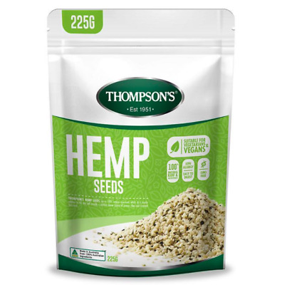 THOMSONS Hemp Seeds 225g