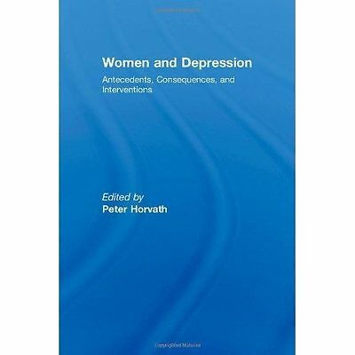Women and Depression: Antecedents, Consequences, and Interventions (Journal of P