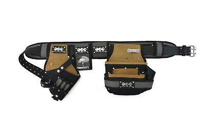 Heavy-Duty Polyester With Eva Padding And Suede Leather Tool Belts