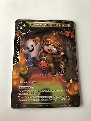 Gyro Atomos, Ultimativer Magiekrieger RL1710-2 - Full Art Promo - Force of  Will