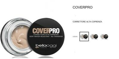 Coverpro Correttore Alta Coprenza Bella Oggi Make Up Water Resistant No Transfer
