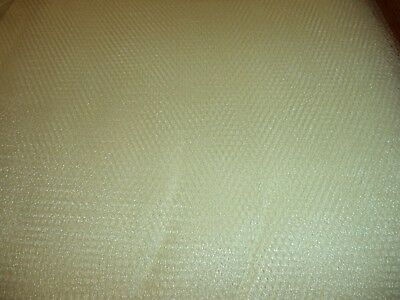 Ivory Nylon Net-  By The Yard - Tutus, Scrubbies * 70-72 Inch Width