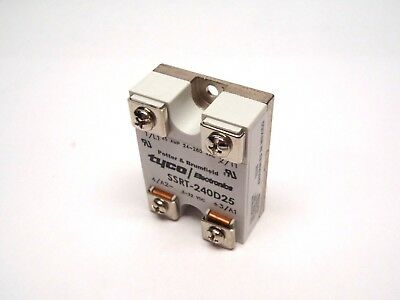 Potter and Brumfield Tyco Electronics SSRT-240D25  Solid State Relay 24-280VAC