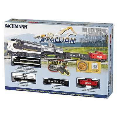 Bachmann Trains The Stallion N Scale Ready-To-Run Electric Train Set (For Parts)