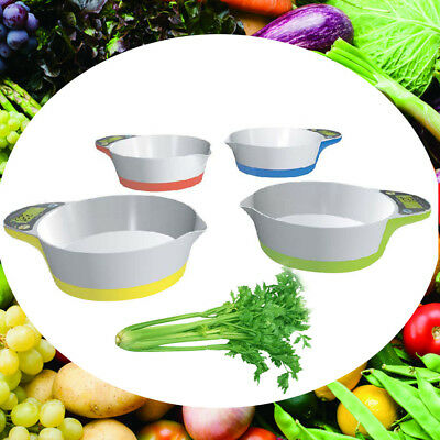 5KG/1g LCD Display Digital Bowl-shape Scale Kitchen Electronic Weight Tool