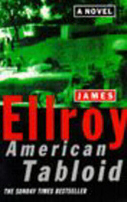 American tabloid by James Ellroy (Paperback)
