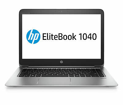 HP Business EliteBook 1040 G3 - 14'' Notebook - Core i7 Mobile 3,4 GHz 35,6 cm