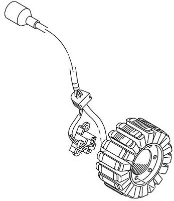 1985 Honda Spree Wiring Diagram