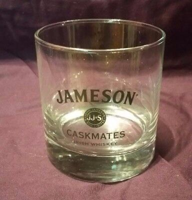 Jameson Caskmates Rocks Glass