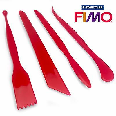 Staedtler FIMO Double Ended Modelling Tools Craft Accessories (4 assorted)