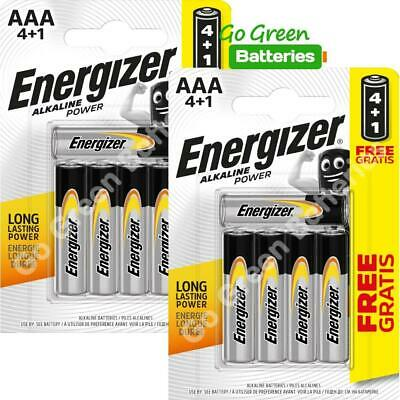 10 x Energizer AAA Ultra Plus Batteries - LR03, MX2400, MN2400, MICRO.