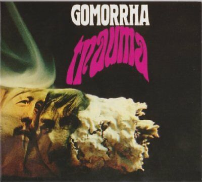 GOMORRHA - Trauma - LP 1971 Longhair