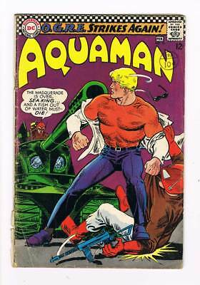 Aquaman # 31 O.G.R.E. Strikes Back ! grade -- 3.0 scarce book !!