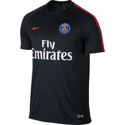 Nike Dry Fit Paris Saint-Germain Top Mens SIZE L REF 29*