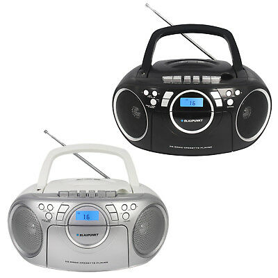 tragbarer cd mp3 player usb radio tragbare boombox kinder. Black Bedroom Furniture Sets. Home Design Ideas