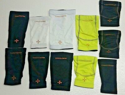 WHOLESALE LOT of Tommie Copper Men's Knee & Elbow Sleeves / Braces - NEW!