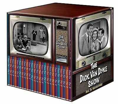 The Dick Van Dyke Show - The Complete Series New DVD! Ships Fast!