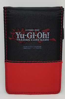 Yugioh Official Calculator and Notepad Case by Prime Line (new in box)