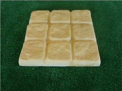 10 X Cobblestone Garden Paver Maker Moulds   COSTS CENTS  TO MAKE
