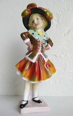 Vtg Royal Doulton Pearly Girl English Porcelain HN 2036 Figurine Excellent Cond